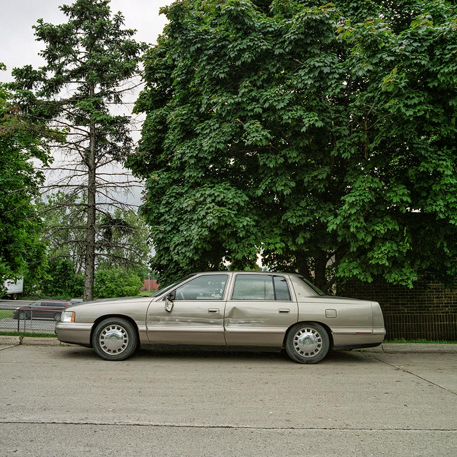 Tom Wik Cadillac Photo