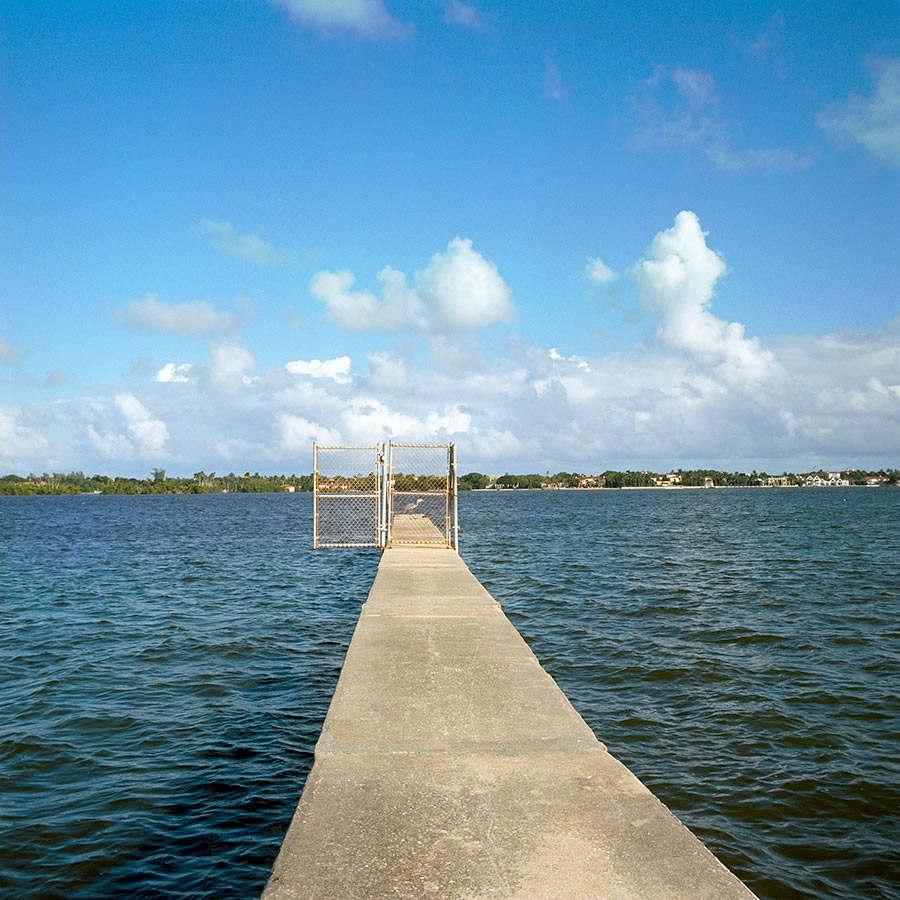 Tom Wik Dock Photo