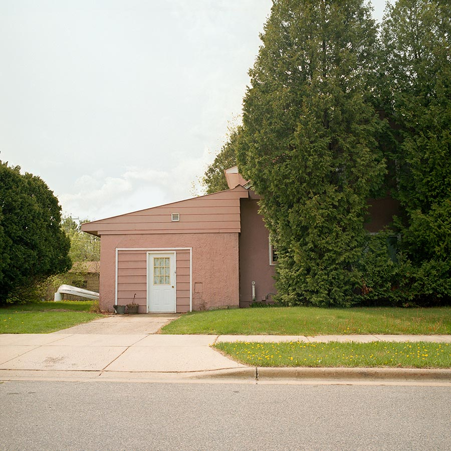Tom Wik Grand Rapids House Photo