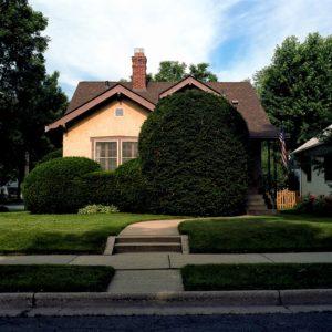 Tom Wik Minneapolis House Photo
