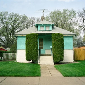 Tom Wik Minneapolis House Photo
