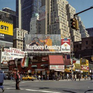 Earth Day 1990 - 42nd Street - NYC