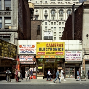 Earth Day 1990 - 42nd Street - NYC