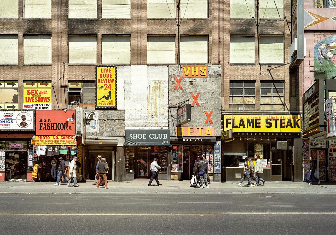 Earth Day 1990 - 42nd Street - NYC - Tom Wik Photo